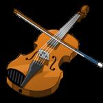 violin-brown-icon